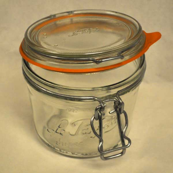 How To Use Le Parfait Canning Jars