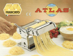 Atlas Pasta Maker by Marcato - Instructions on Use & Care