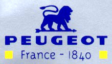 Peugeot - Made in France since 1840